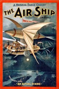 Airship! The Musical Farce
