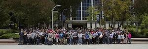 2011 JPL Tweetup Group Photo