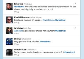 Tweet Seat Tweets