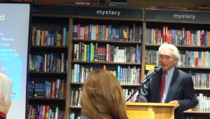 Physicist Michio Kaku at Boswell Book Company