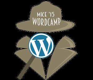 WordCamp MKE 2015